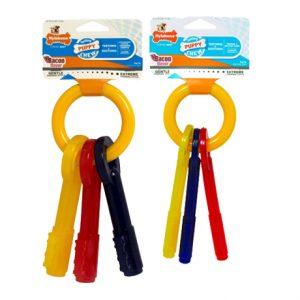 Nylabone Puppy Chew Keys