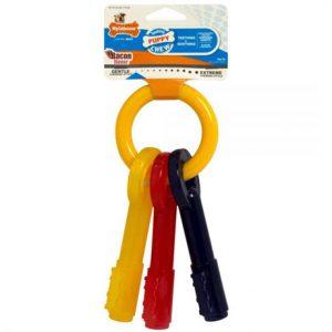 Nylabone Puppy Chew Keys Small