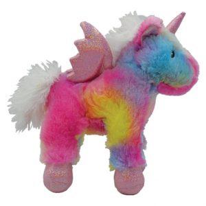 Snuggle Buddies - Rainbow Tie Dye Unicorn