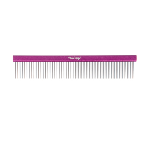 Shear Magnic Aluminium Comb 19cm