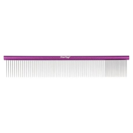 Shear Magnic Aluminium Comb 25cm