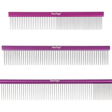Shear Magnic Aluminium Comb Group