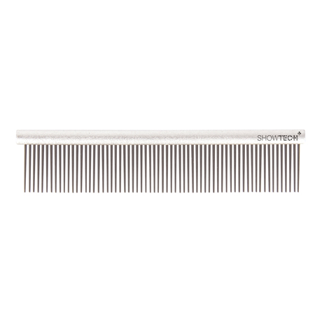 Show Tech + Featherlight Professional Comb Silver 11.5cm