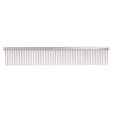 Show Tech + Featherlight Professional Comb Silver 25cm