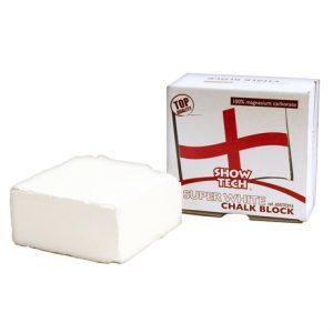 ShowTech Super White Magnesium Chalk Block