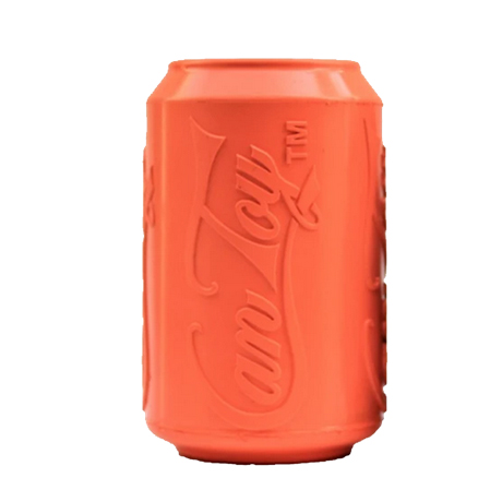 SodaPup Can Toy Orange