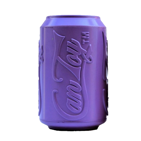 SodaPup Can Toy Purple