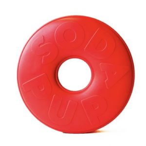 SodaPup Donut - Red
