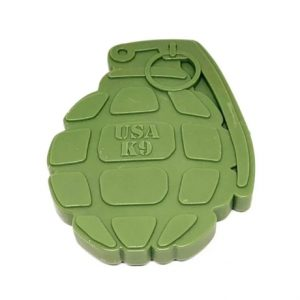 SodaPup Chew Toy Grenade