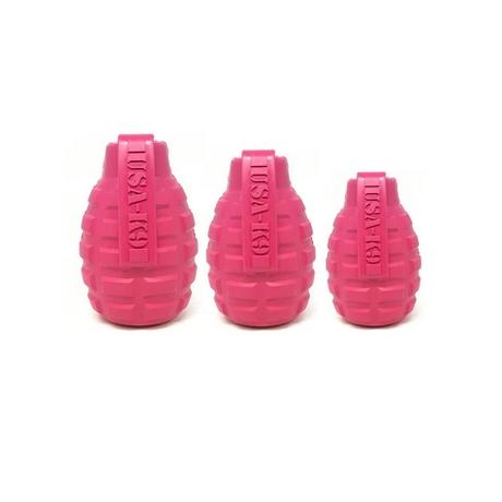 SodaPup Grenade Pink