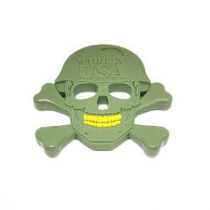 SodaPup Chew Toy Skull n Cross Bones