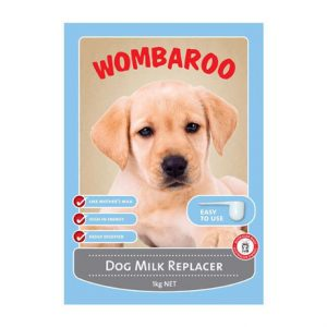Wombaroo Dog Milk Replacer 1Kg