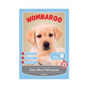 Wombaroo Dog Milk Replacer 215gm