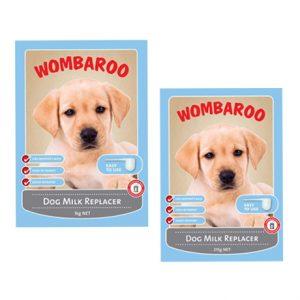 Wombaroo Dog Milk Replacer Group
