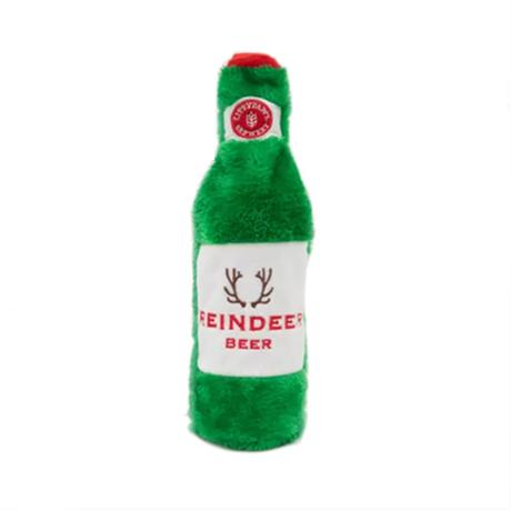 Zippy Paws Christmas Chrusherz Reindeer Beer