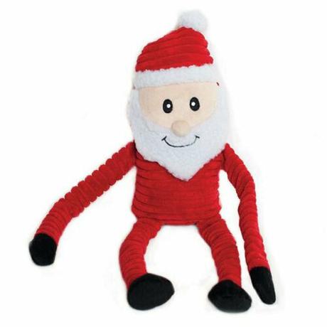 Zippy Paws Crinkle Santa