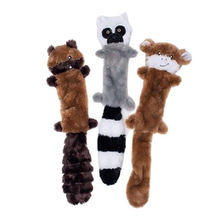 Skinny Peltz Chipmunk Lemur Monkey