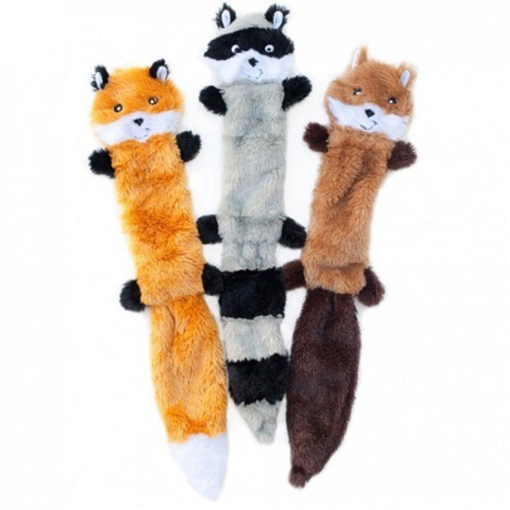 Skinny Peltz Fox, Raccoon, Squirrel - Large