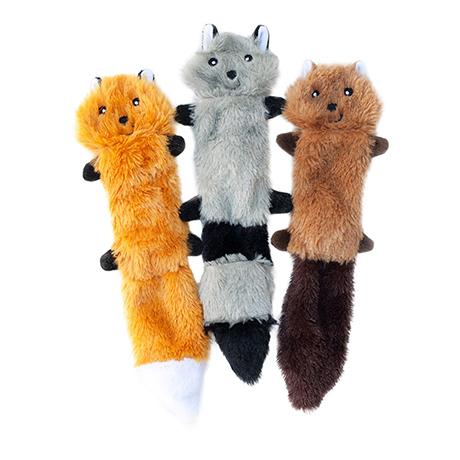 Skinny Peltz Fox, Raccoon, Squirrel - Small