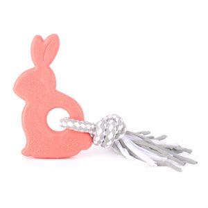 ZippyTuff Teether Bunny